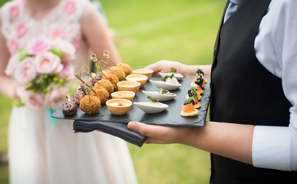 Wedding Catering in Buckinghamshire, Oxfordshire & Hertfordshire and in the Cotswolds